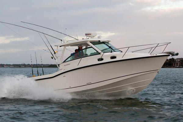 Boston Whaler 315 Conquest Manufacturer Provided Image