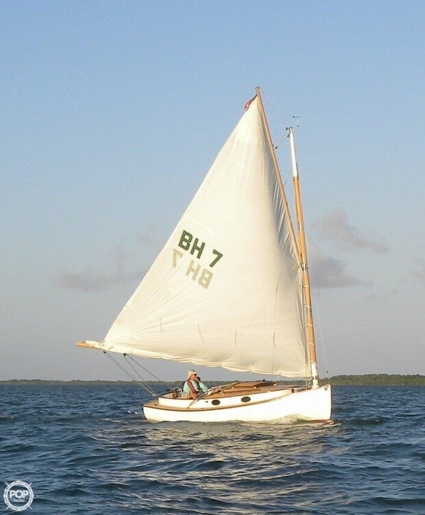Marshall Sanderling 18 1984 Marshall Sanderling 18 for sale in Alna, ME