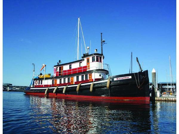 Custom Tugboat