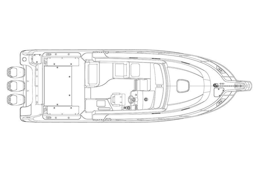 2018 Boston Whaler 345 Conquest, Panama City Beach Estados ... on