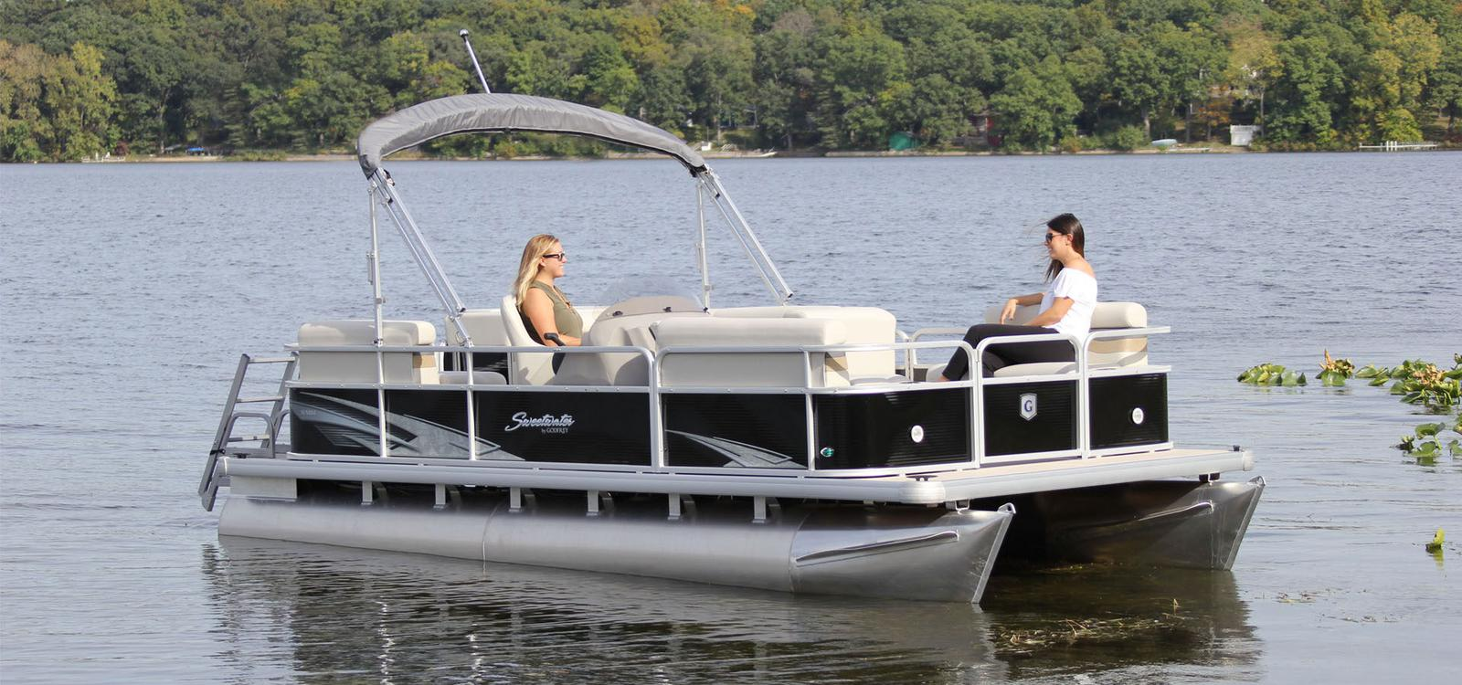 Sweetwater Sunrise 206 Cruise Lounger
