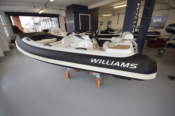 Williams Jet Tenders 325 Similar to the photo