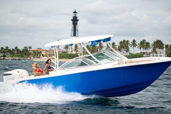 Sea Chaser 27 DC