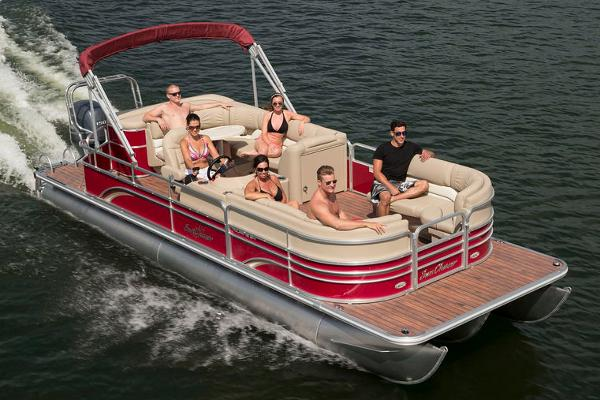 Sunchaser Classic Cruise 8524