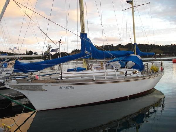 Fuji 35 Ketch AGARTHA