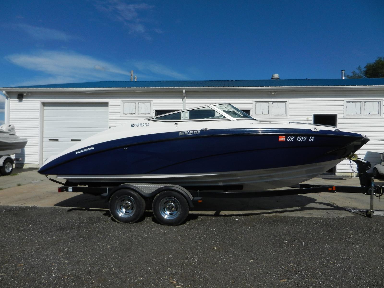 Yamaha Boats SX 210