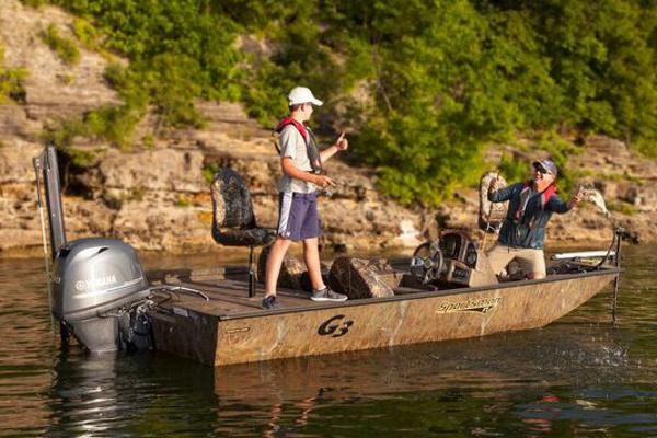 G3 Boats Sportsman 17 Camo Manufacturer Provided Image