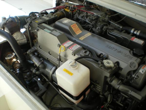315 Yanmar Power