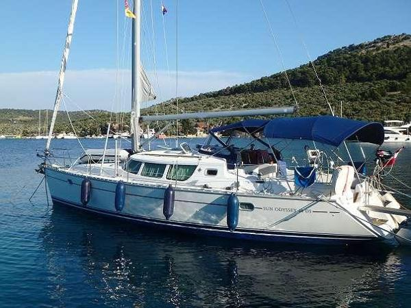Jeanneau Sun Odyssey 40 DS / Private
