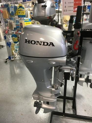 Honda BF8 S Type