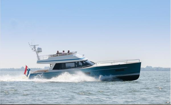 Contest 52MC Flybridge Manufacturer Provided Image: Manufacturer Provided Image: Contest Yachts 52MC Detail