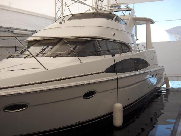 Carver 444 Cockpit Motor Yacht Port