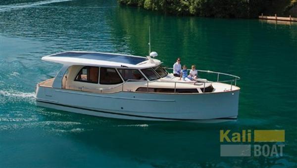 Seaway yachts Greenline 33 Hybrid Capture d'écran 2016-10-22 à 20.49.37