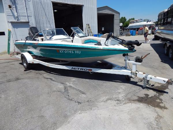 1997 nitro 185 fs sport cincinnati ohio for Sport fishing boats for sale by owner