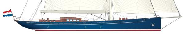 Harman 110 ft Pilot Cutter