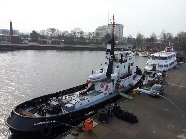 Jadewerft Wilhelmshaven Tug/ Schlepper