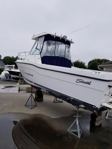 Striper 2601 Seaswirl Walkaround