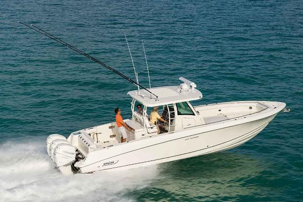 Boston Whaler 350 Outrage Sister Ship