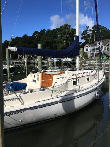 Allmand 31 Starboard