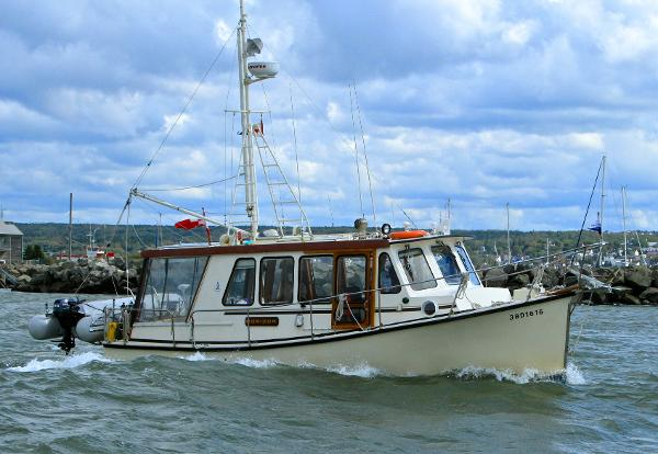 Rosborough 28RF TRAWLER