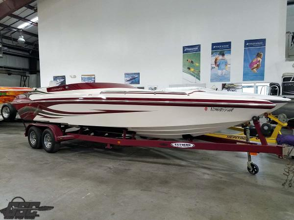 Eliminator 250 Eagle XP MIDCABIN Bowrider