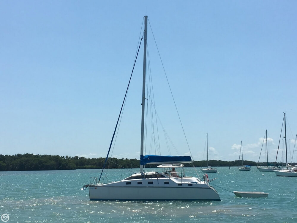 PDQ 32 1998 PDQ 32 for sale in Key Biscayne, FL