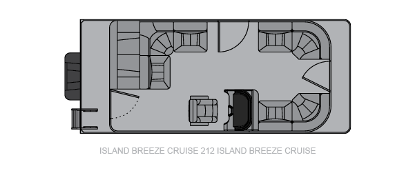 Landau 212 Island Breeze