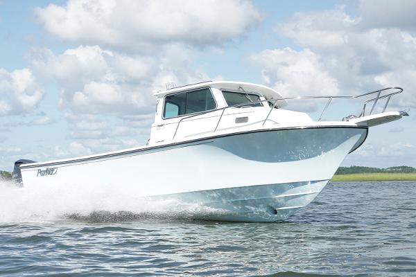 Parker 2820 XLD Sport Cabin Manufacturer Provided Image