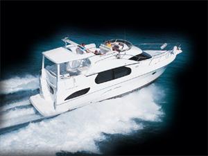 Silverton 43 Motor Yacht Manufacturer Provided Image