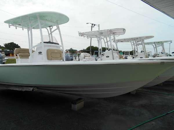 Sportsman Boats 247 Masters