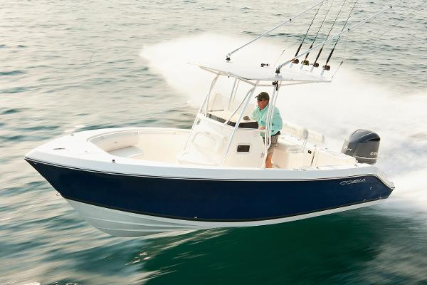 Cobia 237 Center Console Manufacturer Provided Image