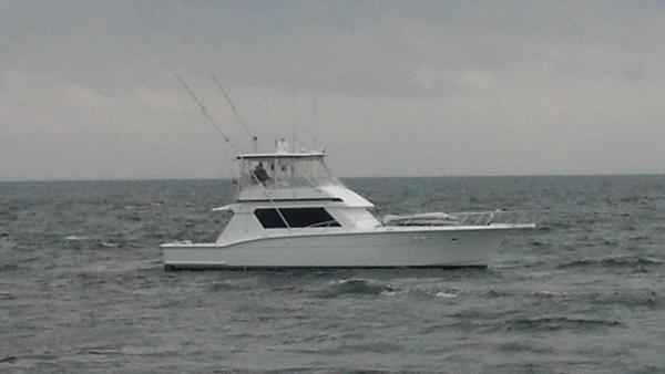 Hatteras Sportfish Profile Stbd