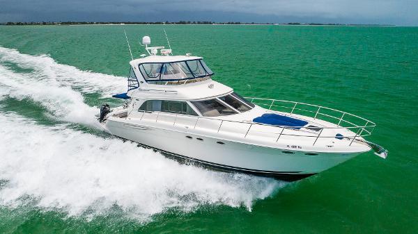 Sea Ray 48 Sedan