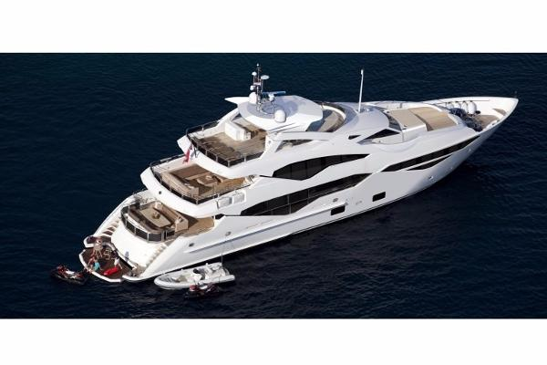 Sunseeker 131 Yacht Manufacturer Provided Image: Sunseeker 131 Yacht