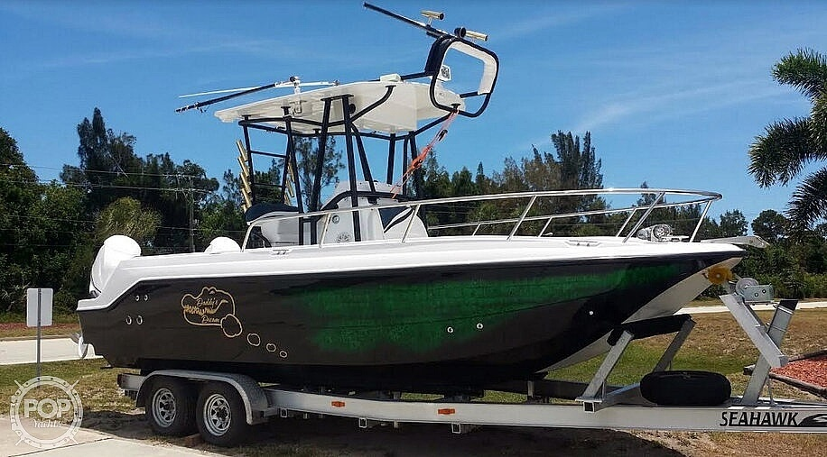 Aquasport 230 Tournament Cat 2001 Aquasport 22 for sale in Stuart, FL
