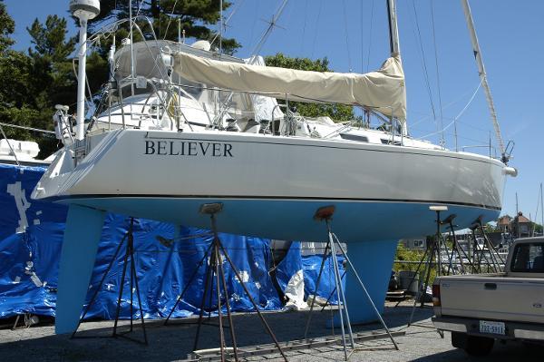 J Boats J/120 Profile 1