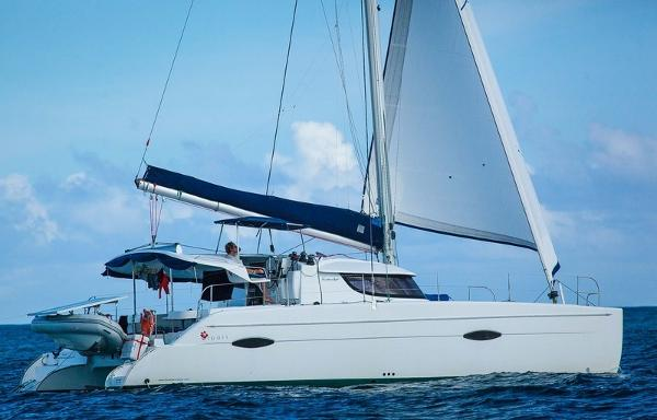Fountaine Pajot Lipari 41 Grand Large