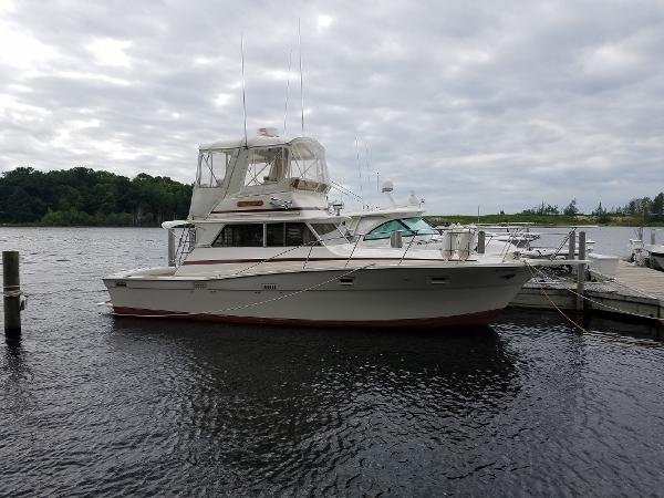 Viking 35' Convertible