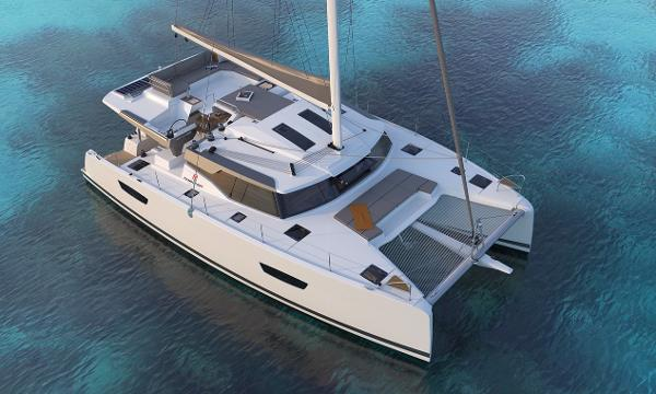 Fountaine Pajot Catamaran Elba 45 Manufacturer Provided Image