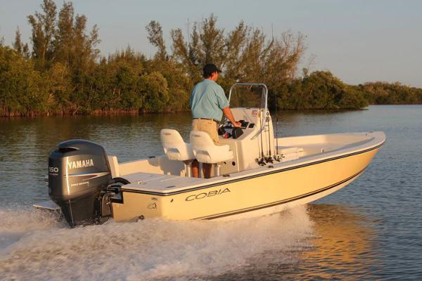 Cobia Boats 21 Bay Manufacturer Provided Image