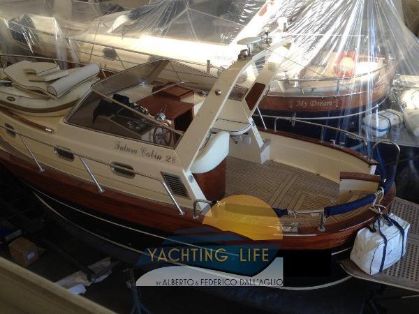 Nautica Esposito 28 cabin IMG_0072