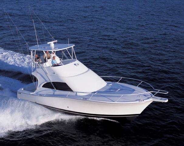 Luhrs 41 Convertible Manufacturer Provided Image