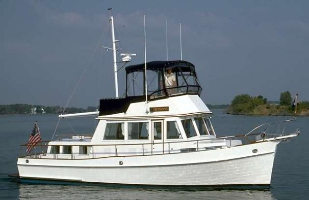Grand Banks 36 Classic Manufacturer Provided Image