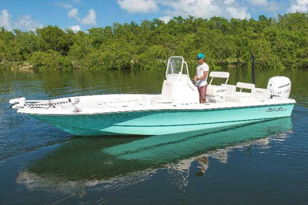SeaHunter 24 Bay Manufacturer Provided Image