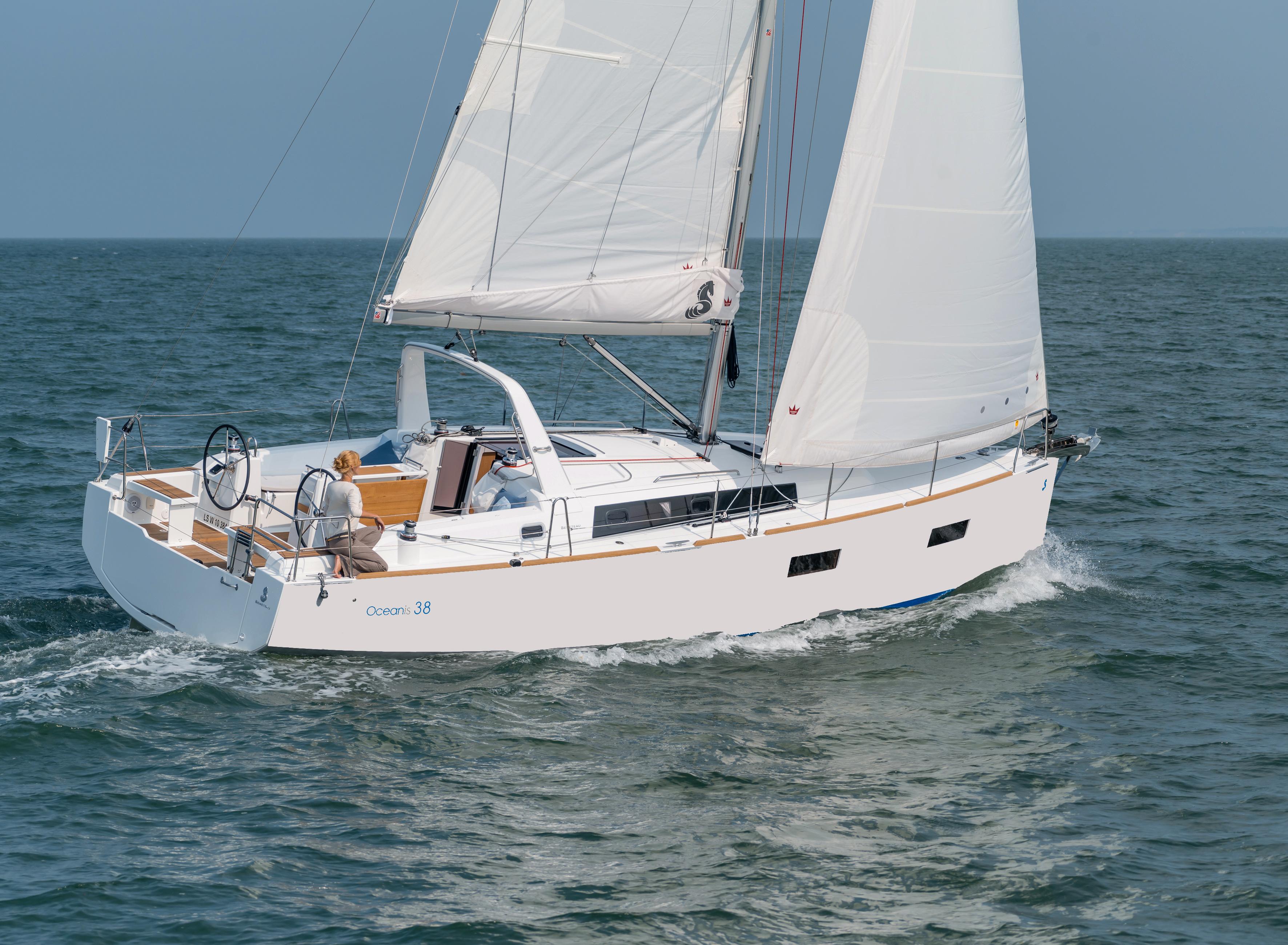 Beneteau Oceanis 38 Cruiser Beneteau Oceanis 38 Cruiser