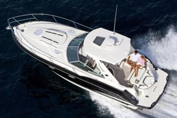 Monterey 335 Sport Yacht Manufacturer Provided Image: Manufacturer Provided Image