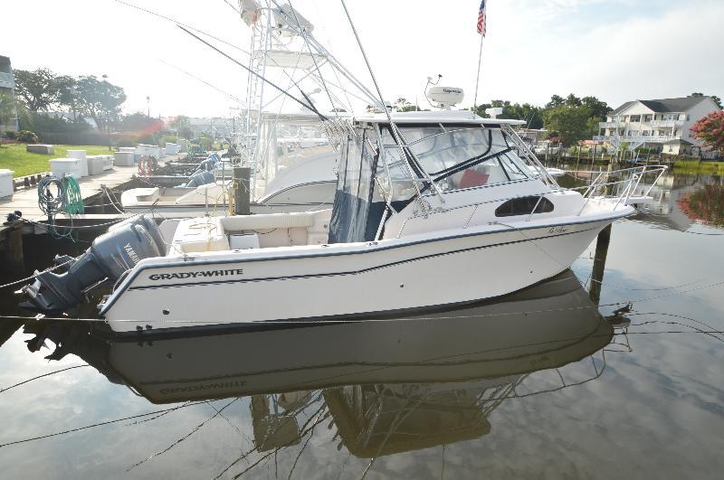 Used Grady White Marlin 300 Boats For Sale Boats Com