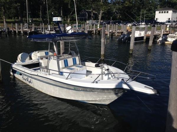 Ranger 250C Sportfisherman 1993 Ranger 250C