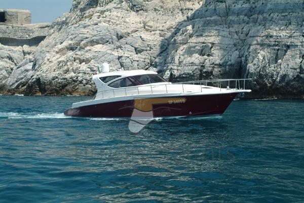 Cayman 43 WA 43-