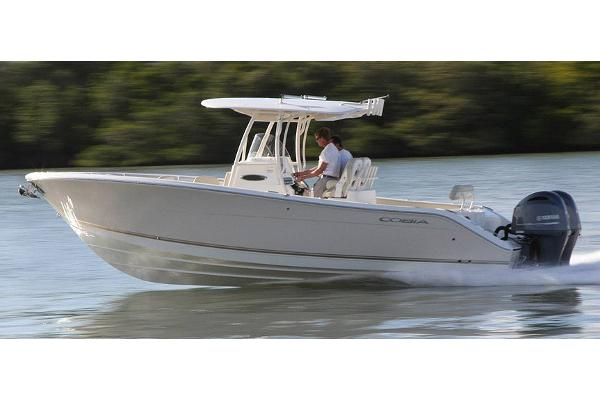 Cobia Boats 277 Center Console Manufacturer Provided Image